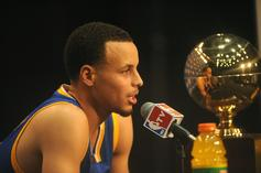 "Steph Curry Thinks Warriors Have Been ""Too Cute"" Defensively"
