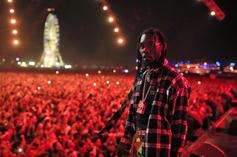 Offset Shares Photos Of His Injuries & Car After Crash, Thanks God For Saving Him
