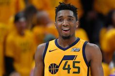 NBA All-Rookie 1st And 2nd Teams Announced
