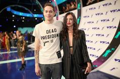 Pete Davidson's Ex Reportedly Doesn't Care About Ariana Grande Engagement