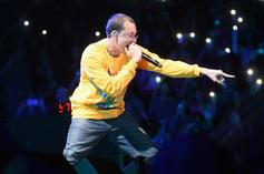 Logic AKA Bobby Biracial Stunts With Stacks Of Cash, Upsetting Day One Fans
