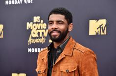 Kyrie Irving Explains Why He Penned Apology To Kehlani