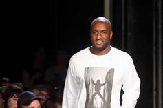 Virgil Abloh's Louis Vuitton Fashion Show Features Kid Cudi, Kanye West Reunion