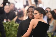 Kylie Jenner Shows Off Post-Pregnancy Body During Cannes Trip With Travis Scott