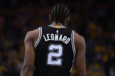 """Spurs """"Ready"""" To Trade Kawhi, In Talks With Lakers & Celtics"""
