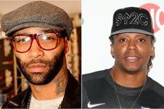 "Lupe Fiasco Challenges Joe Budden To A Heated ""Street Fighter"" Battle"