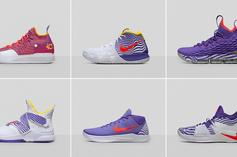 Nike Introduces 2018 WNBA All-Star Game PE Collection