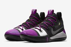 """Nike Kobe A.D. 2018 To Release On """"Mamba Day"""""""