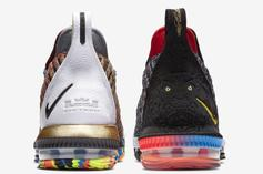 """Nike LeBron 16 """"What The LeBron"""" Colorway Unveiled"""