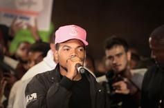 """Chance The Rapper Teases The Arrival Of """"Good Ass Job"""" Album With Kanye West"""