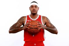 Carmelo Anthony To Come Off The Bench For Rockets: Report