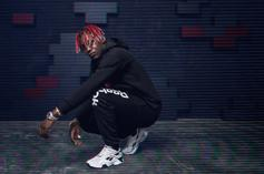 Lil Yachty Introduces The Reebok Aztrek In New Colorway