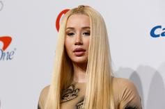 Iggy Azalea Switches Things Up And Debuts New Pink Hair