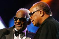 """Quincy Jones Reveals Ray Charles Got Him Hooked On Heroin For  """"Five Months"""""""