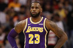 """LeBron James: """"You Probably Don't Want To Be Around When My Patience Runs Out"""""""
