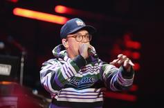 """Logic Drops Off """"Freestyle Fridays Vol. 1"""" Video During Studio Session"""