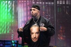 """Nicky Jam Hints At Possible """"Bad Boys 3"""" Involvement After L.A. Audition"""