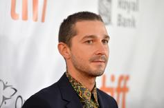 Shia LaBeouf & FKA Twigs Still Going Strong With Studio City PDA