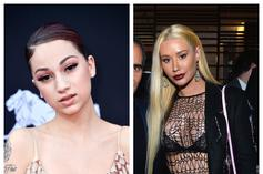 """Iggy Azalea & Bhad Bhabie Attack Each Other's """"Clout"""""""