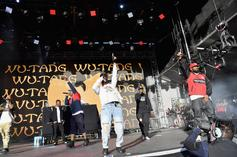 """Wu-Tang Debuts """"36 Chambers"""" Limited Edition Merch For 25th Anniversary"""