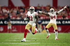 NASA Engineers Recreate Marquise Goodwin's TD Celebration After Mars Landing