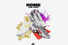 "Foot Locker x Nike Introduce ""Home & Away"" Packs For Atlanta, Houston & Miami"