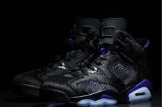 """""""Cow Fur"""" Air Jordan 6s Rumored To Drop In March: New Images"""
