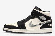 """Air Jordan 1 Mid """"Equality"""" Surfaces: Release Details"""