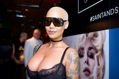 "Amber Rose Recalls Crack Dealing Days & Explains Why She Only Dates Famous MenAmber Rose Recalls Trying To Sell Crack In Philly: ""I Was Too Pretty"""