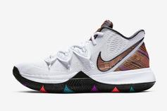 """Nike Kyrie 5 """"BHM"""" Coming Soon: Release Details Announced"""