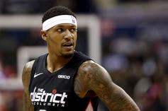 """NBA Refs Defend Bradley Beal's Outrageous Travel: """"This Is Legal"""""""