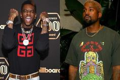 """Soulja Boy Checks On Kanye West: """"He Been Super Quiet Ever Since My Comeback"""""""
