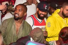 """Drake To Kanye West On """"So Far Gone"""" Birthday: """"You Just Made The Best Sh*t"""""""