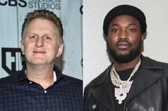 """Michael Rapaport Says Meek Mill Isn't Even Top 20 From Philly: """"Trash Rapper"""""""