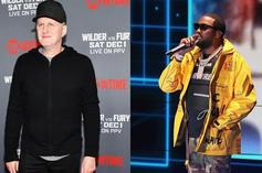 """Michael Rapaport Takes Back Meek Mill Diss: """"Absolutely Not A Trash Rapper"""""""