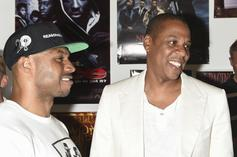 """Roc-A-Fella Co-Founder Kareem """"Biggs"""" Burke Is Back In The Game"""