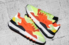 """Size? X Adidas Nite Jogger """"Road Safety"""" Release Details"""
