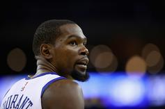 "Knicks, Kevin Durant Allegedly Had ""Secret Meeting"" In January"