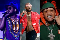 "ScHoolboy Q, Tory Lanez & Yella Beezy Conquer This Week's ""FIRE EMOJI"" Playlist"