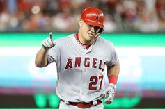 Mike Trout, Angels Agree To Largest Contract In Sports History