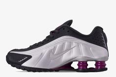 """Nike Shox R4 """"True Berry"""" Detailed Images And Release Info"""