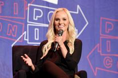 Tomi Lahren Calls On Twitter's Feminists To Defend Against The Game's Dog Walk Slander