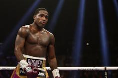 Adrien Broner Hit With Restraining Order Over Homophobic Threats