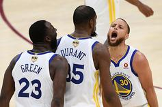 Draymond Green, Steph Curry And Kevin Durant All Fined By NBA: Details