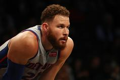 Pistons' Blake Griffin Expected To Miss Entire First-Round Series: Report