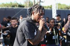 Famous Dex Regrets Face Tattoos, Talks Quitting Lean & Being Sober