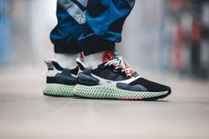 """Adidas ZX 4000 4D """"Black Onix"""" Releasing Again This Month"""