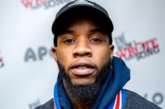 """Tory Lanez Says Label Told Him To Wait On Releasing Music Until """"Broke Leg"""" Drops"""