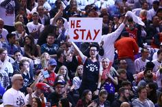 Raptors Fans Have Already Packed Jurassic Park For The NBA Finals