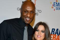 "Lamar Odom Still Trying To Win Back His ""Angel"" Khloe Kardashian, Thanks Her For ""Wiping [His] A*s"""
